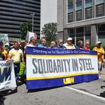ATI to terminate health care benefits for locked-out steelworkers
