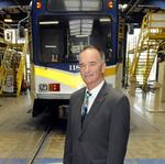 <strong>Mike</strong> <strong>Wiley</strong>: He's steering regional transit on a new route (Video)