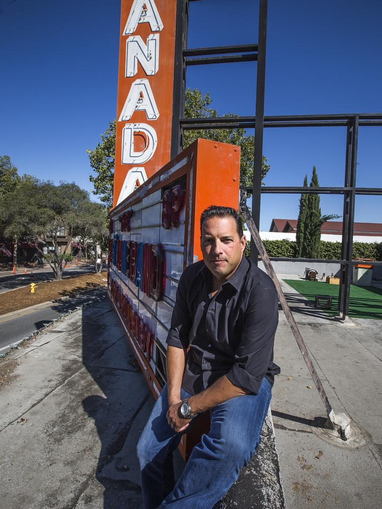 Frank Léal Plans To Totally Revamp The Granada Theater Site Bring A Vision Life