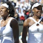 Tickets on sale for tennis tournament featuring Serena, Venus