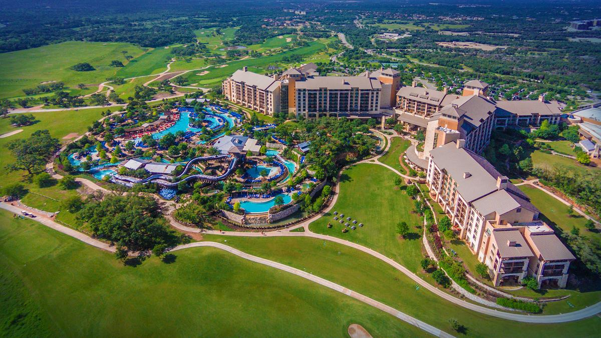 Blackstone To Buy Jw Marriott Hill Country Resort For