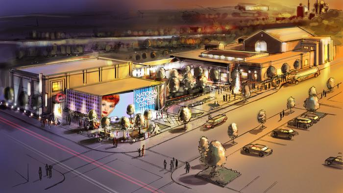 National Comedy Center secures New Market Tax Credits