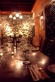 A wide variety of Argentine wines will be available at Tierra del Fuego.