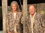 Trail blazers? Local couple develops $450 camo sport jacket