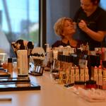 Behind the scenes of the DBJ's Women in Business photo shoot