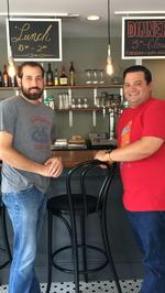 Hudman and Ticer opening Downtown restaurant