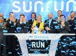 Sunrun stock drops after $251M IPO hits target
