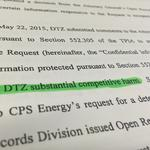 CPS Energy consultant argues in lawsuit that releasing info in its contract could cause
