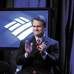 Bank of America shareholders approve Moynihan as chairman
