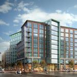 Brandywine lands familiar partner to develop building near Nats Park