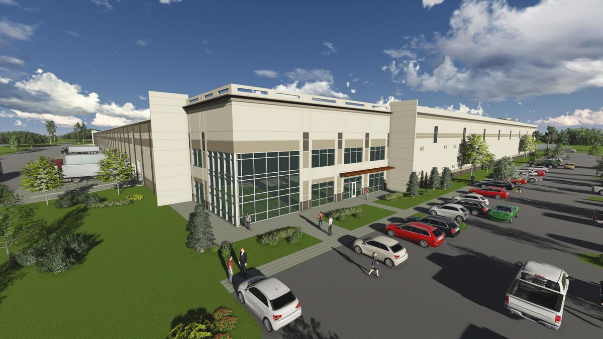 Supply Chain And Logistics Company Leases 447 000 Sq Ft