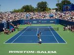 Swinging for green: Wyndham, Winston-Salem Open play big for Triad businesses