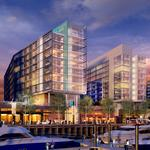 The ​Wharf update: D.C.'s first Canopy hotel, Requin and others apply for liquor permits