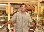 Cesar Topacio on retail for the Windward side