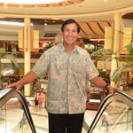 <strong>Cesar</strong> <strong>Topacio</strong> on retail for the Windward side