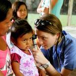 Good Works: Nursing students provide support in rural Peru