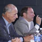 NHL commissioner <strong>Gary</strong> <strong>Bettman</strong> lauded for keeping the Sabres in Buffalo