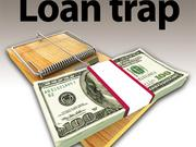 Local banks' nonperforming loans are recovering much more slowly than state or national averages.