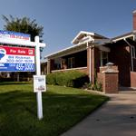 Home prices up again, fewer homes sold in July