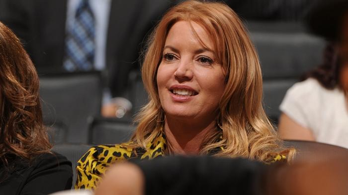 Jeanie Buss now controlling owner of the Lakers