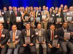 INSIDE LOOK: More than 400 people honor this year's 40 Under 40