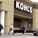 Declining foot traffic leads to weak sales quarter for Kohl's