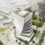 Harwood International unveils Rolex building design as work gets underway