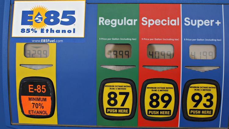 E85 Gas Stations >> San Diego renewable fuel company starts selling in Sacramento - Sacramento Business Journal