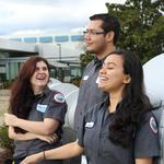 Graduating Charlotte manufacturing apprentices celebrate four years of training, college