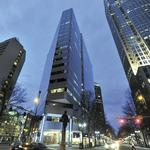 BofA exit means big block on uptown market in 101 Independence Center