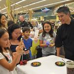 Preview of 2015 Hawaii Food & Wine Festival at Foodland Farms: Slideshow