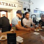Golf and food make quite a pairing at PGA Championship event in <strong>Kohler</strong>: Slideshow