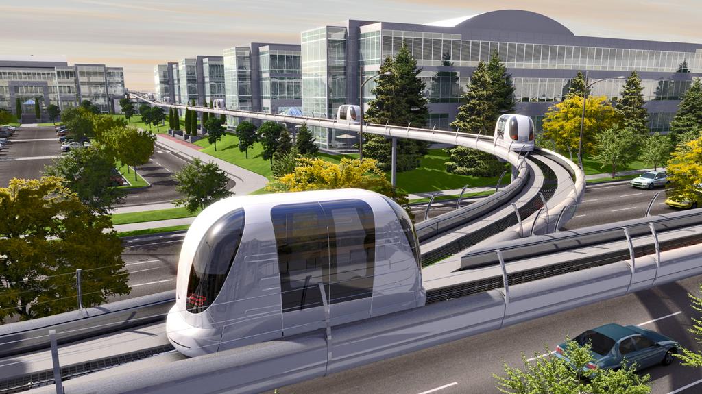 What's up next for Richard Garriott's Austin personal rapid transit pod  proposal? - Austin Business Journal