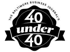 Baltimore Business Journal's 40 Under 40 2018