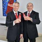 Coca-Cola names James Quincey COO, stops short of saying he will succeed Kent as CEO