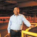 Exclusive: Fuyao chairman eyes massive redevelopment of Montgomery County Fairgrounds site