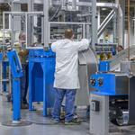 Alevo starts production line