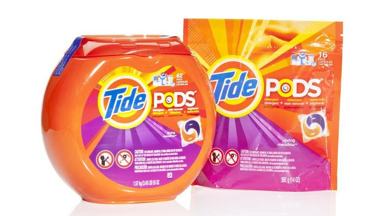 P G Plans To Get Tide Pods Freebies Into Every Washing