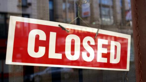 King's closes several restaurants in region