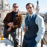 Flick picks: 'The Man from U.N.C.<strong>L</strong>.E.,' 'Mistress America' spark with prickly pairings