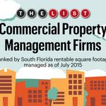The List: Commercial Property Management Firms