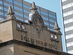 An exclusive look inside the downtown's historic Dallas High School