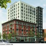City allows developers to remake Marshall Hotel into a Hyatt next to downtown arena