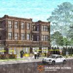 Clintonville getting Bareburger restaurant plus apartments