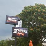 New owner of Zauber Brewing space switching to new brand next month