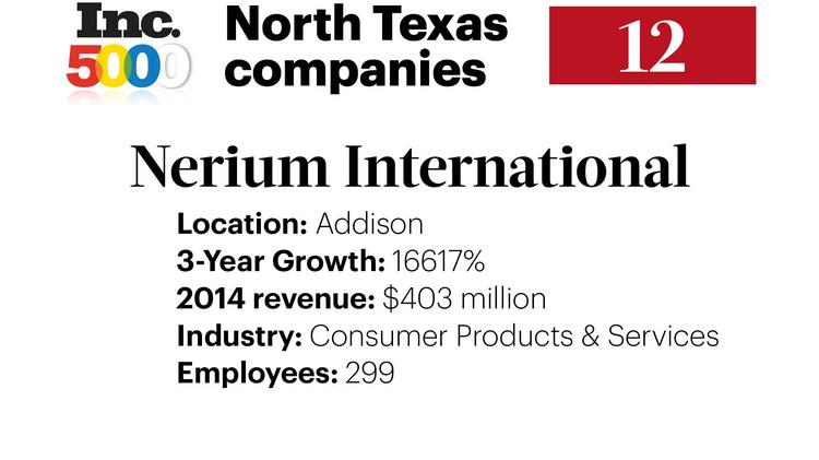 Here Are Inc S 168 Fastest Growing Companies In Dallas Fort Worth