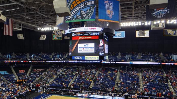ACC championships return to N.C. after HB2 era