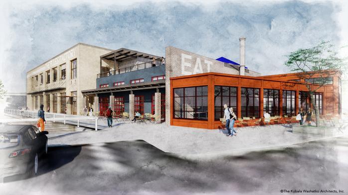 Blues Factory in Port Washington advances toward summer 2019 opening