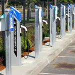 Portland's airport now sets standard for EV charging options