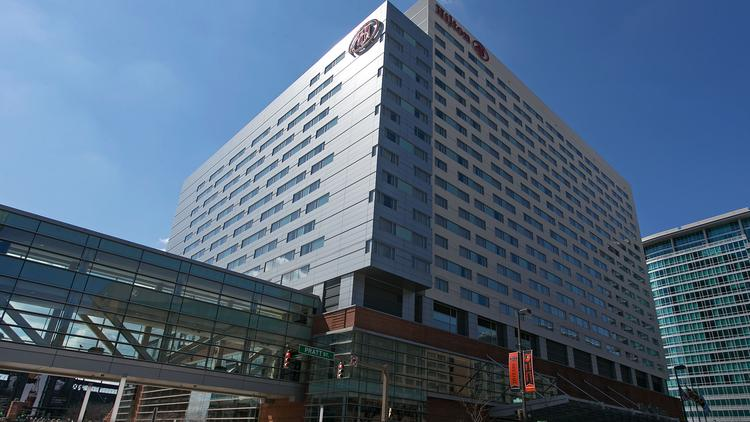Hotels In Downtown Baltimore Saw Occupancy And Revpar Increases March